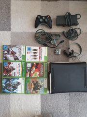 Xbox 360 mit 6 spielen