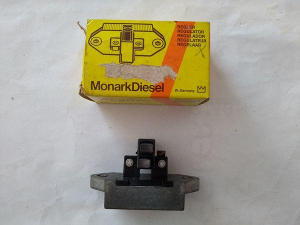 Monark Regler für Generator G1