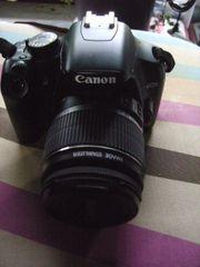 Canon EOS 450D Digitalkamera EF-S