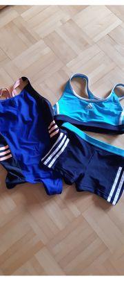 Adidas Mädchenbikini und -anzug Gr
