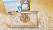 Toilettenpapierhalter ohne Deckel Edelstahl rostfrei