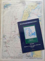 Sportbootkarten Dänemark Großer Belt bis