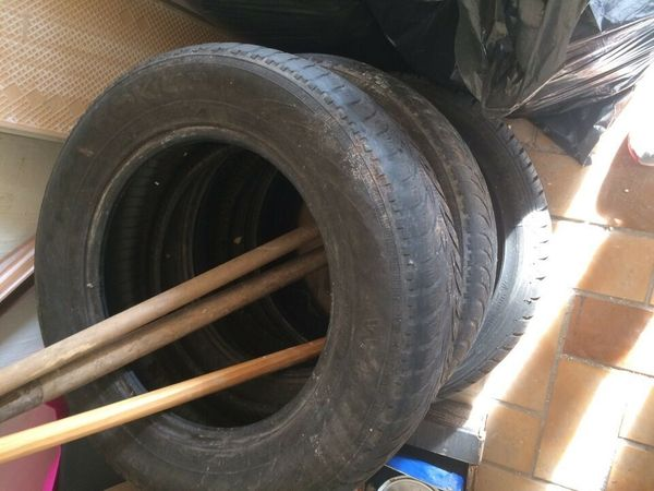 3 Reifen verschenken