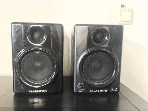 M Audio Studiophile AV40