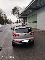 Kia Sportage Allrad