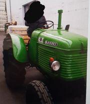 Steyr 180 mit Hydraulik