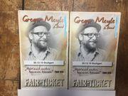 Gregor Meyle Konzert 2 St
