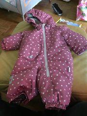 Baby-Schneeanzug zu verkaufen