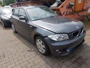 SCHLACHTFEST - TEILE - BMW 1er