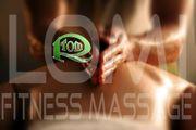 Lomi Fitness für sportliche Männer