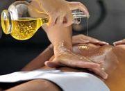 Mobile Öl-Massage für die anspruchsvolle Frau