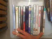 Diverse DVDs zu verkaufen