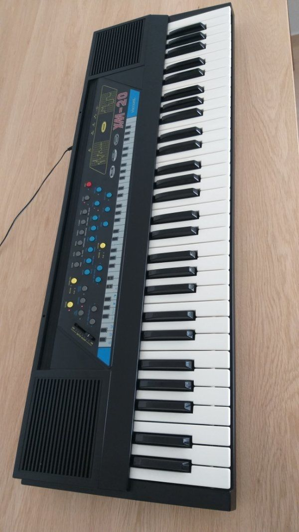 keyboard viscout xm-20