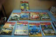 57 Stk Oldtimer Praxis Zeitschriften