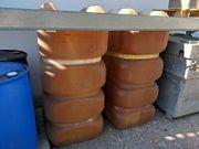 2x 750 Liter Tank