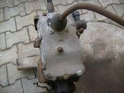 MB Oldtimer Getriebe LKW für