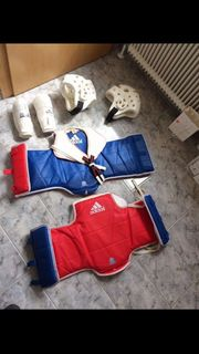 Taekwondo Ausrüstung