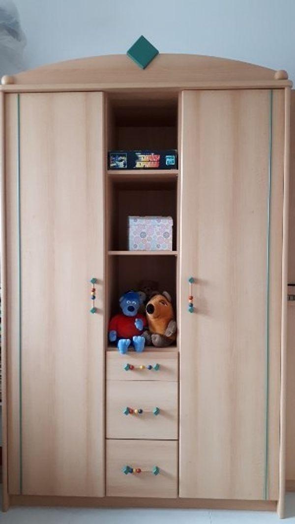Kinderzimmer Schrank und Kommode in Nürnberg - Kinder-/Jugendzimmer ...