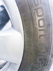 4 x Alu Sommerkompletträder Dunlop