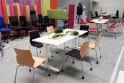 350 qm Büromöbel Bürostühle Showroom