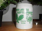 Bierkrug 973-1973 Deutscher Jagd Verband