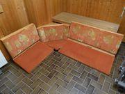 Eckbank Wössner Buche 2 Stühle