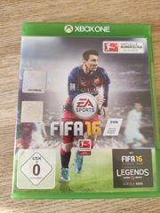 Xbox one Spiel