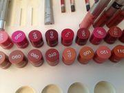 Alcina Schminkprodukte diverse Lippenstifte Lipliner