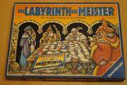 Das Labyrinth der Meister - Brettspiel