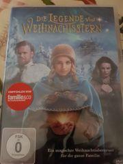DVD Die Legende vom Weihnachtstern