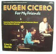 Eugen Cicero For my Friends