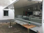 Imbissanhänger Verkaufsanhänger Food Truck Imbisswaagen