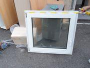 Kunststoff Fenster weiß 98 x