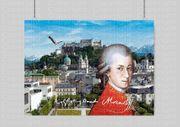 Mozart in Salzburg Klassischer Kunstdruck