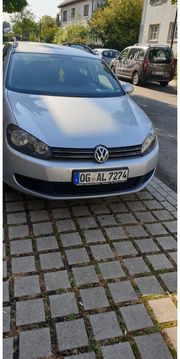 VW Golf VI 1 6