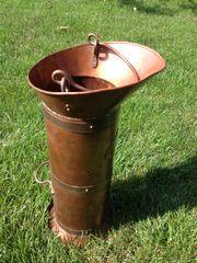 Schirmständer aus Kupfer