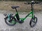 Ebike City- und Tourenrad Mittelmotor