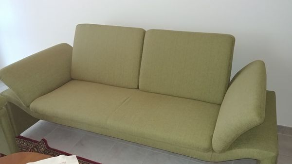 Comfort Polstermöbel Sofa 2 2