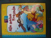 Kinderbuch Winnie Puuh-Alle meine Freunde