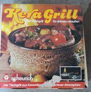 Kera Grill - Tischgrill für drinnen