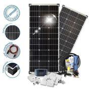 200W-1000W Solaranlagen MPPT inkl Einbau