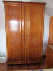 Zu verschenken Antikes Biedermeier Schlafzimmer -