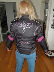 Motorrad Jacke Damen