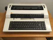 Verschenke digitale Schreibmaschine