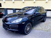 Porsche Cayenne S II mit