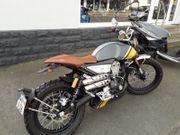 Mondial CR Motorrad 124 neuwertig