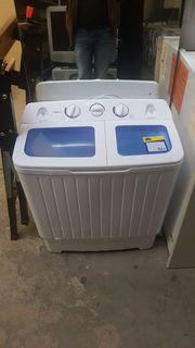 Waschmaschine mit Trockner mobile Lösung -