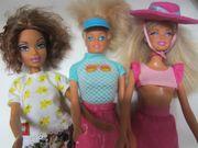 Spielzeug - Barbiepuppen