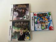 Nintendo DS - drei Spiele