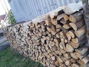 Verkaufe trockenes Fichtenbrennholz